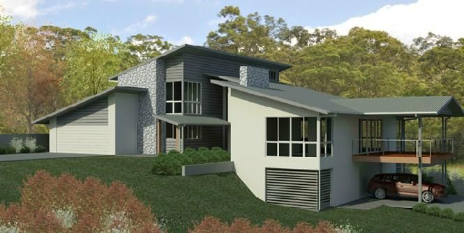 Tony James Building Design Coomera Forest Lake Southport Ipswich Indooroopilly Contemporary House Design House Design Building Design