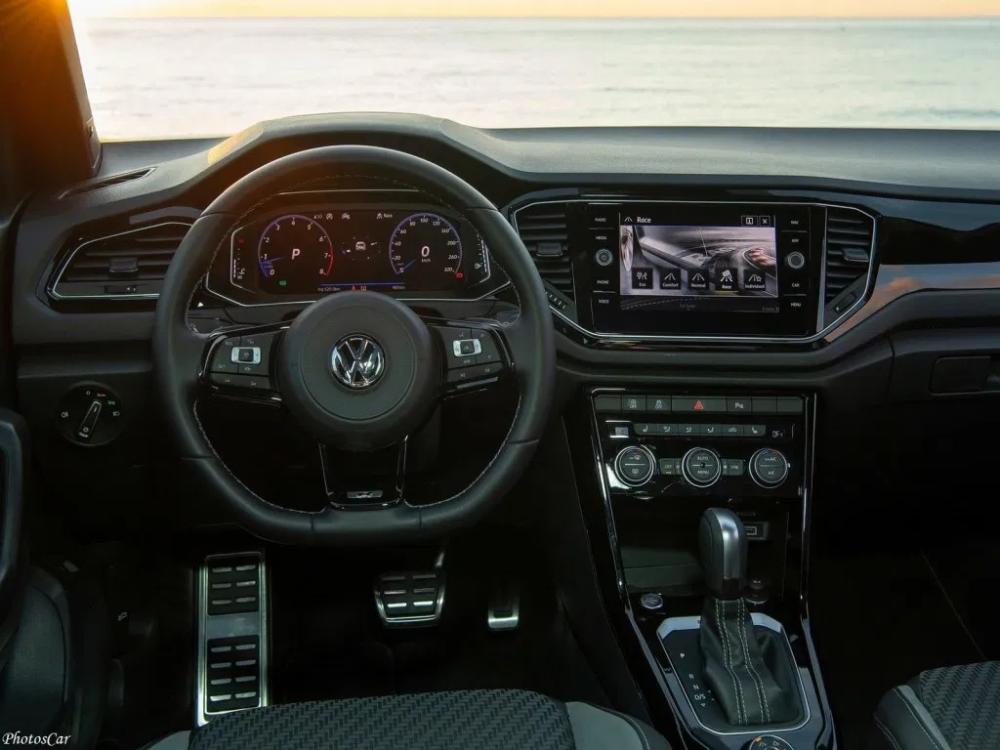 Volkswagen T Roc R 2020 Un Modèle Sportif Aux Allures De Coupé Volkswagen Sportif Suv