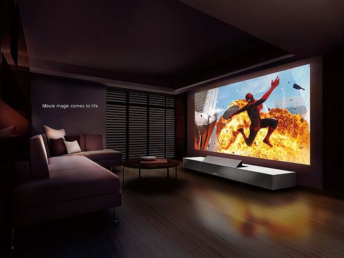 Abdulkarim Sarmini Short Throw Projector Best Home Theater Home Theater