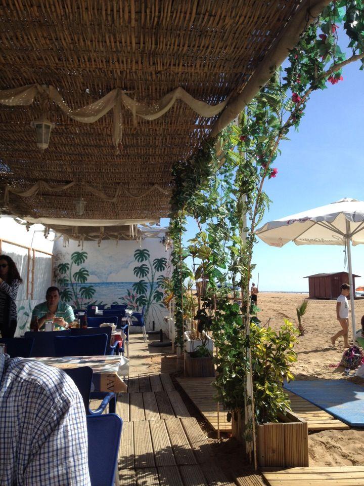 Restaurante Costa De La Luz Outside Living Andalucia Beach Hut