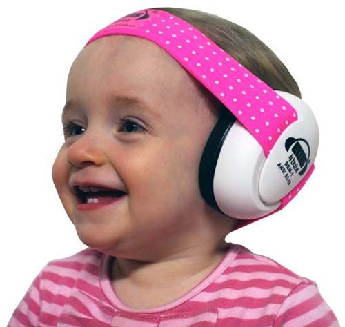Earmuffs Protect Little Ears From Big Noise Baby Hearing Protection Infant Ear Protection Infant Ear