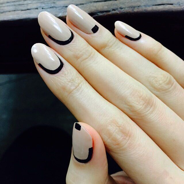 Instagram Post by Park Eunkyung (@nail_unistella) | Manicure, Nail ...