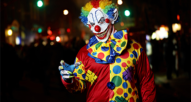 The History and Psychology of Clowns Being Scary | Arts & Culture | Smithsonian Magazine