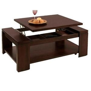 Nebraska Furniture Mart – Progressive Waverly Lift-Top Coffee Table $229.99