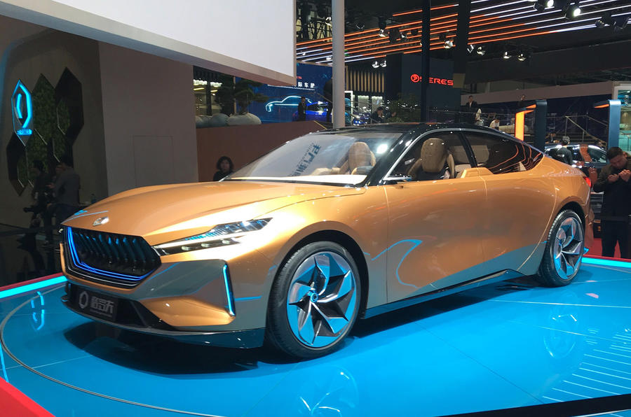 New hydrogenonly car firm launches with Pininfarina