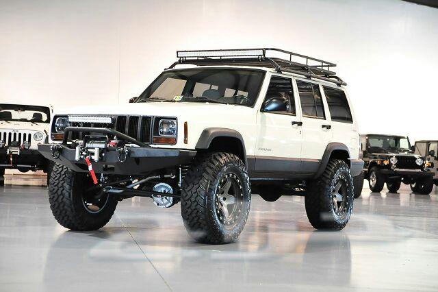 جيب شروكي Jeep Cherokee Xj Jeep Cherokee Jeep Cherokee Sport