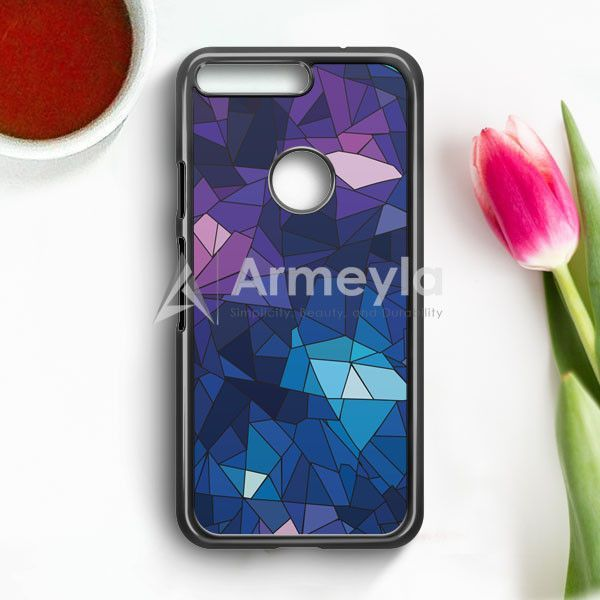 With Blue Glass Design Google Pixel XL Case | armeyla.com