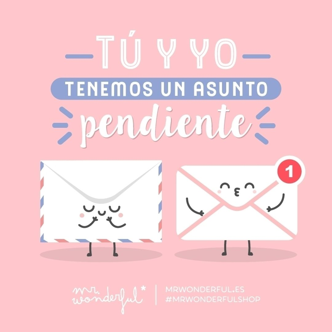 "33.7 mil Me gusta, 308 comentarios - Mr. Wonderful Official (@mrwonderful_) en Instagram: ""Sí, sí, tú. No te escondas… #mrwonderfulshop #felizlunes  You and me have unfinished business.…"""