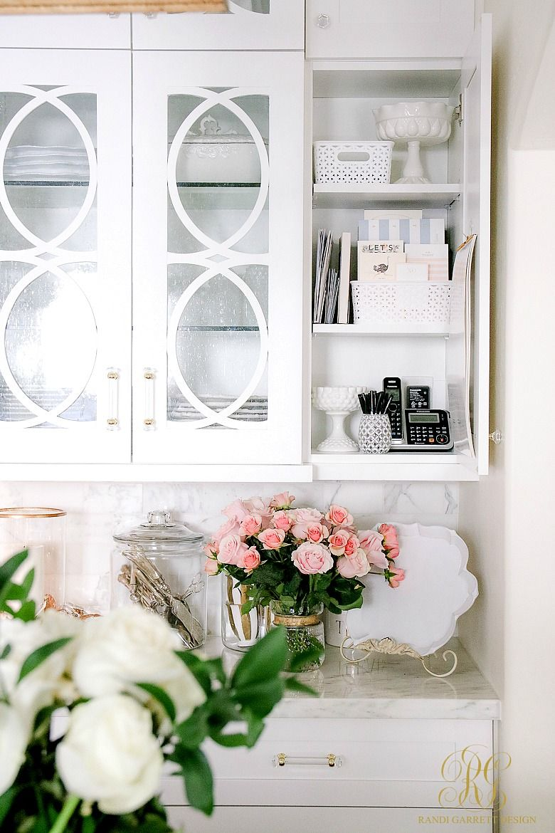 Spring Cleaning Dish Cabinet Organizing Tips | Office spaces, Spaces ...