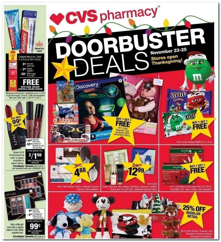 CVS Pharmacy 2019 Black Friday Ad Black friday ads