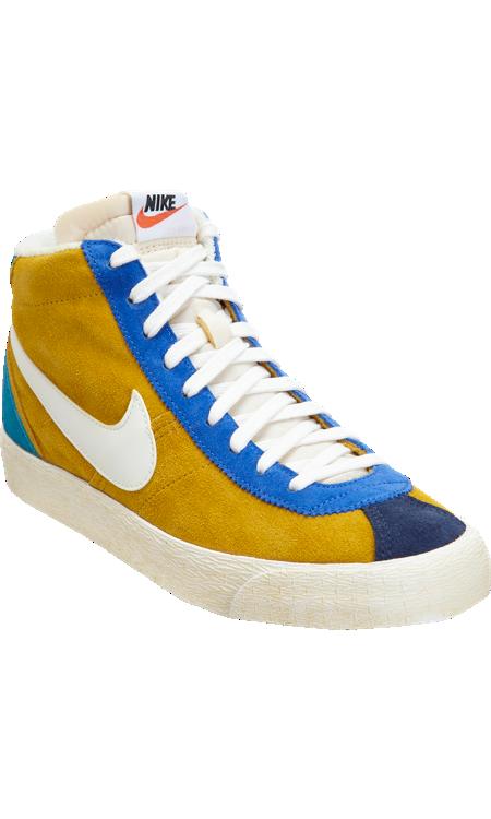 scarpe nike bruin mid vintage
