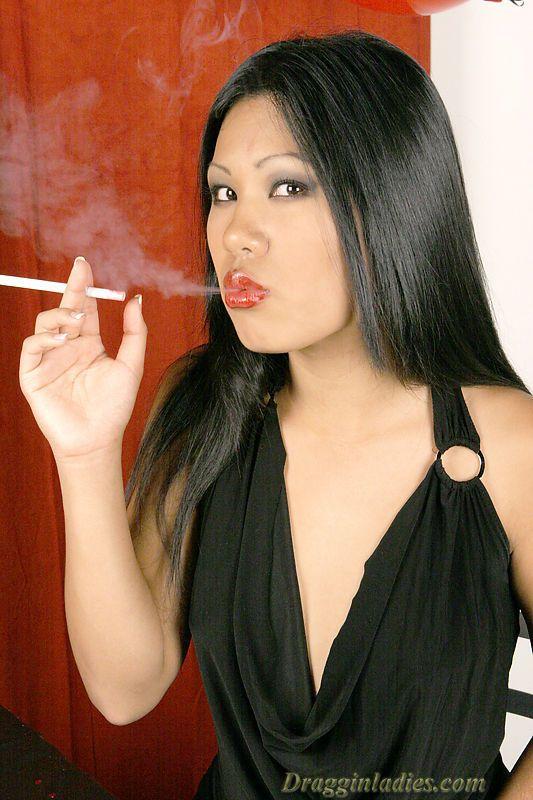 Smoking fetish sightings
