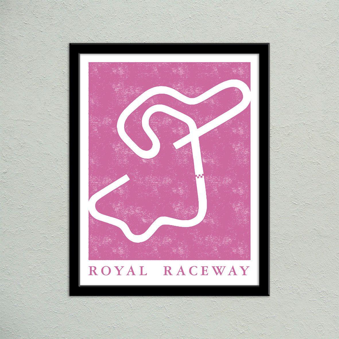 Pidesignprints on etsy mario kart 64 royal raceway track map pidesignprints on etsy mario kart 64 royal raceway track map poster super mario kart gumiabroncs Gallery