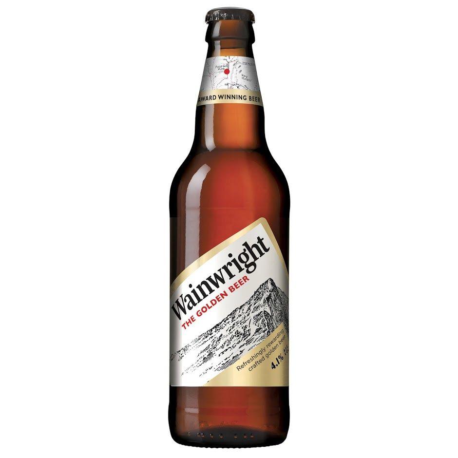 Wainwright Golden Beer Beer Beer Design Beer Packaging