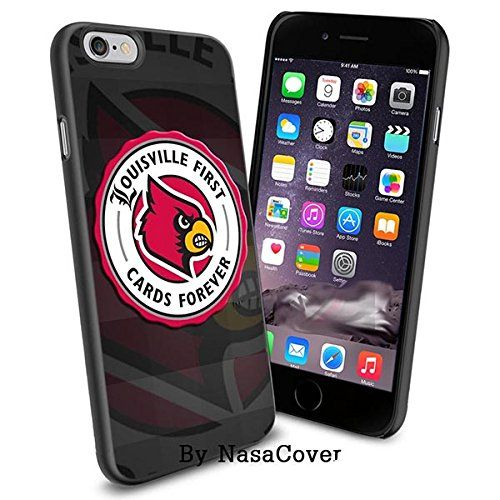 NCAA University sport Louisville Cardinals , Cool iPhone 6 Smartphone Case Cover Collector iPhone TPU Rubber Case Black [By NasaCover] NasaCover http://www.amazon.com/dp/B0140N8J82/ref=cm_sw_r_pi_dp_ahH2vb0E50MEW
