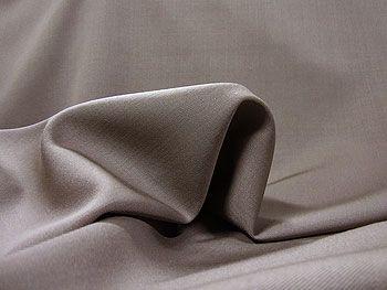 Designer Wool Light Taupe 100 Wool Gabardine Fabric From Burlington 8 Fabric Taupe Wool