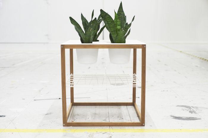 Designer henrik preutz ikea ps collection 2012 ikea table shelves table - Table couture ikea ...