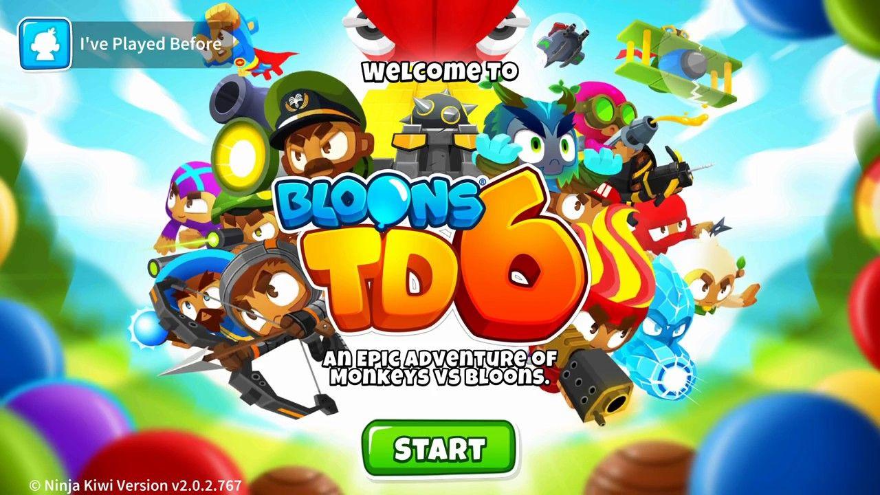 Bloon td 6 iosandroid gameplay