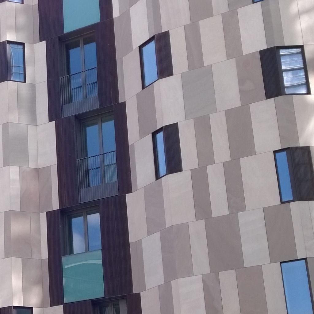 Tonal tiles by Rosewood & GIL
