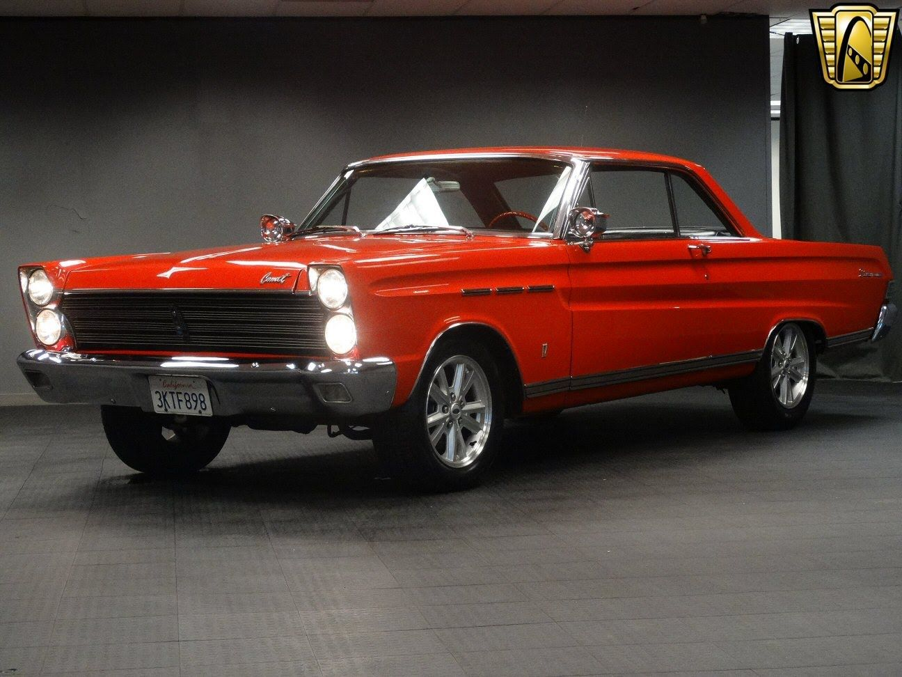 1965 Mercury Comet Caliente Stock#540-DET | Classic Cars ...