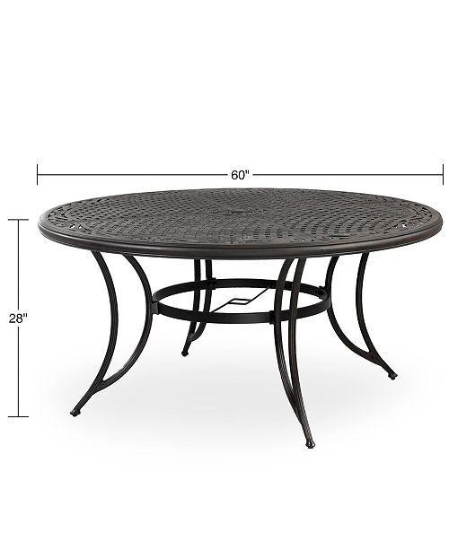 Furniture Cast Aluminum 60 In 2021 Round Outdoor Dining Table Outdoor Dining Table Outdoor Furniture Protection 60 inch round outdoor dining table