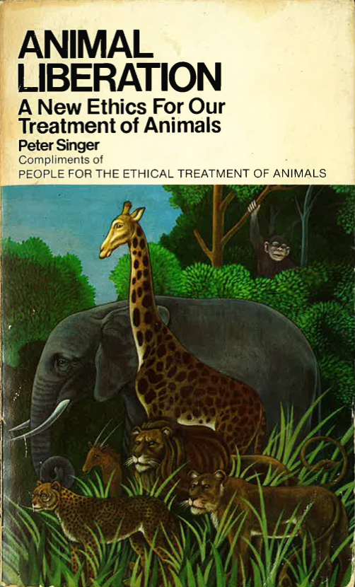 peter singer animal liberation essay summary Peter singer, the de camp professor of bioethics at princeton university's center for human values, is most widely and controversially known for his view that animals have the same moral status as humans.