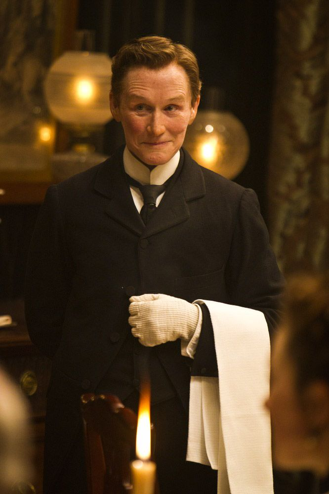 Glenn Close as Albert Nobbs (2011)