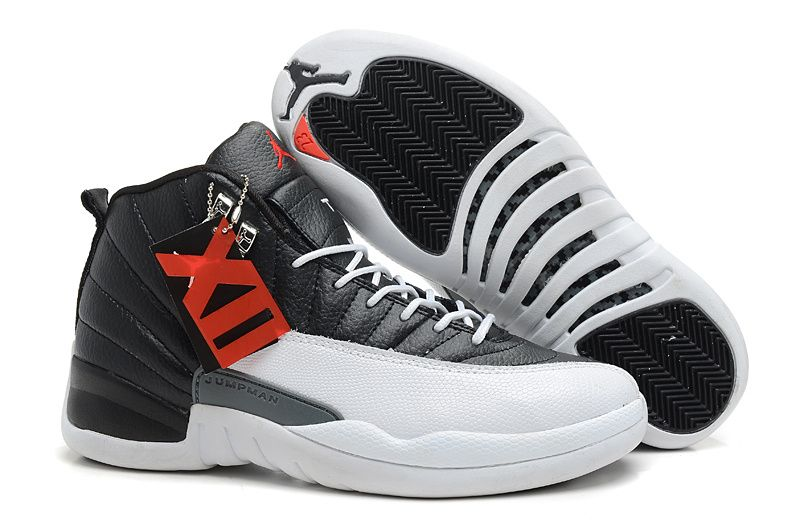0a6e8d28 Buy Mens Air Jordan 12 Retro \u201cPlayoffs\u201d Black/White-Varsity Red