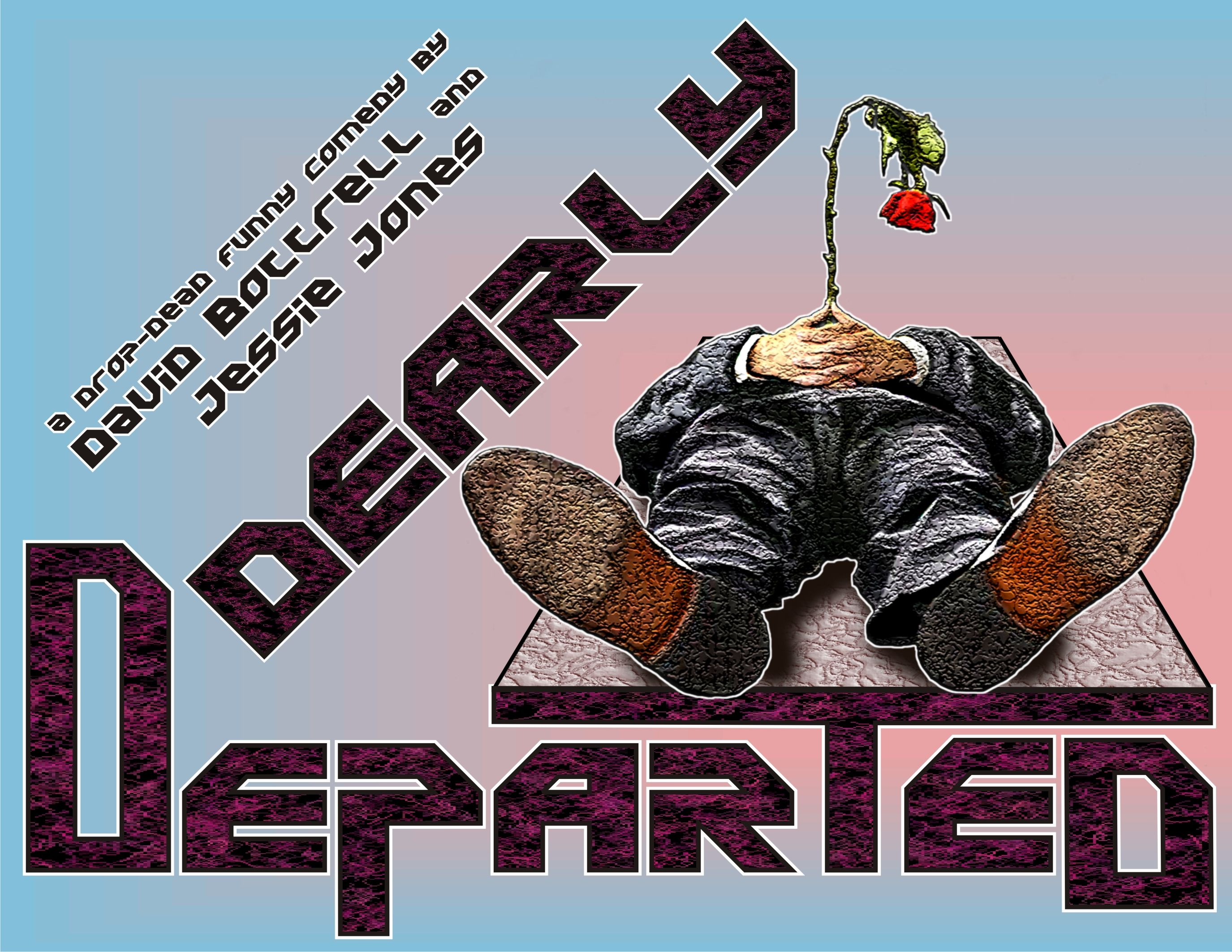 Image result for dearly departed play