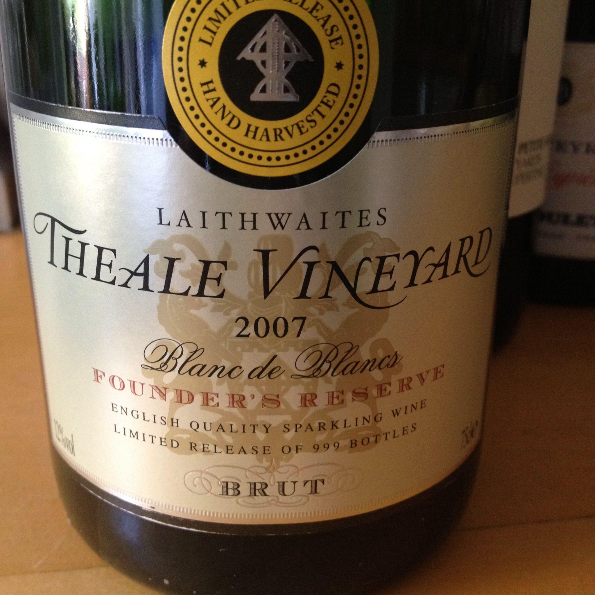 Sparkling From Uk Laitwaites Good Wine Bottle Bottle Theale