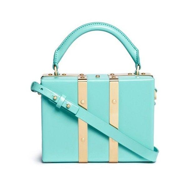 Blue Albany Bag Sophie Hulme ugGSmdSZ3