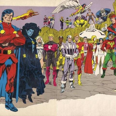 Legion of Super-Heroes screenshots, images and pictures - Comic Vine