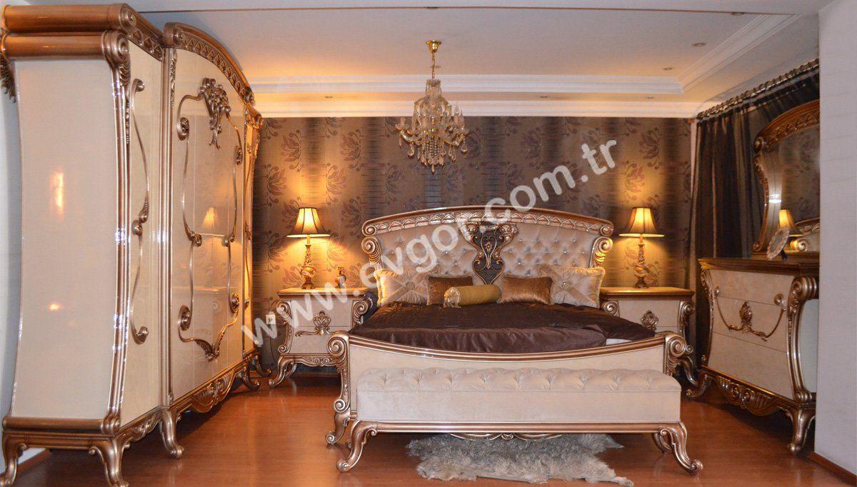 Hereve hal dan 2013 modern hal modelleri ev dekorasyon - Yatak Odalar N N Vazge Ilmezi Cibinlikli Yatak Modelleri Yatak Odas Dekorasyonu I In Klasik Yatak Modelleri Yerine Cibinlikli Yatak Modelleri Yin
