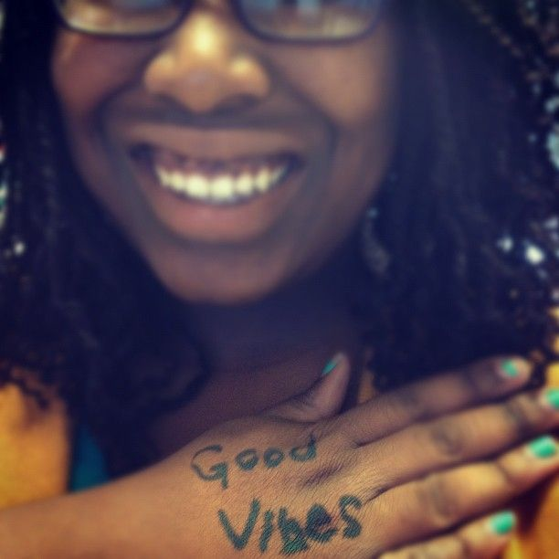 Good Vibes #ForAll #Obama2012