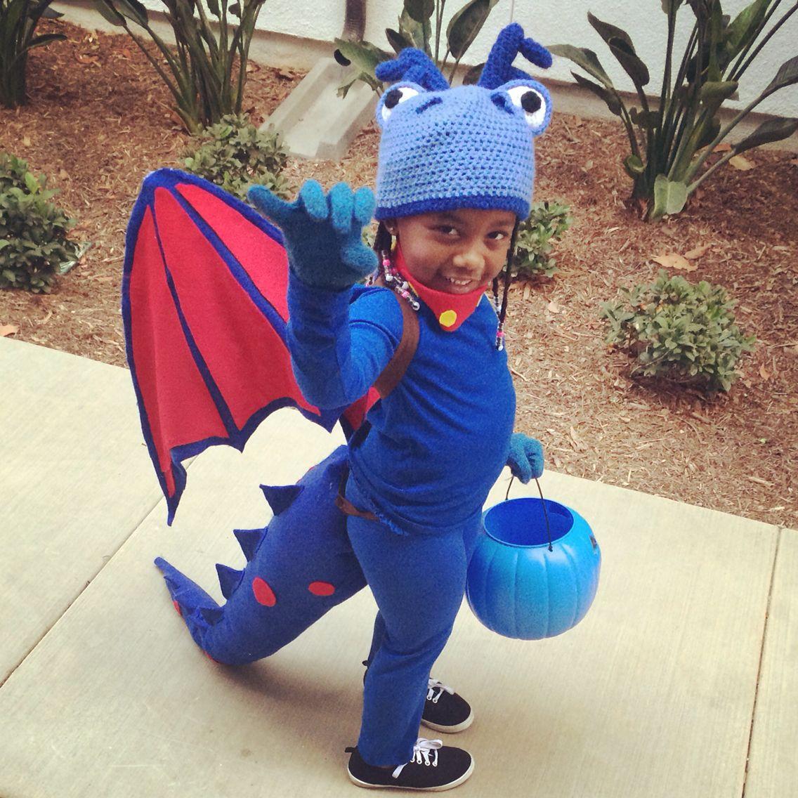 diy stuffy costume doc mcstuffins dragon disney jr halloween - Disney Jr Halloween Costumes