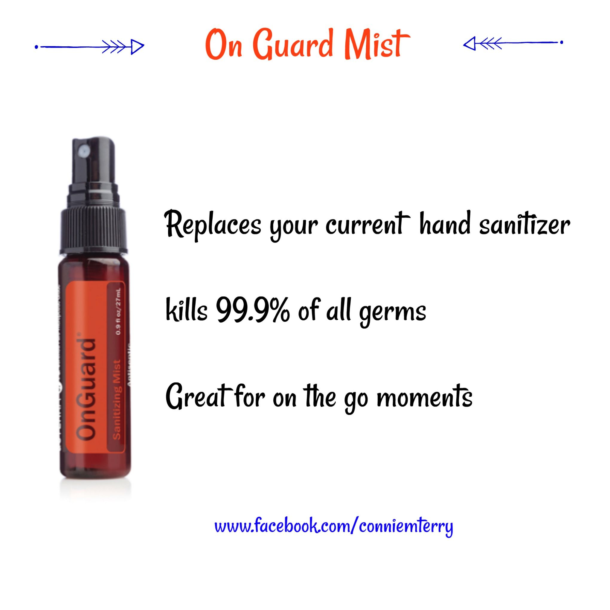 17 Ways To Use Onguard Hand Sanitizing Spray Essential Oil Chart