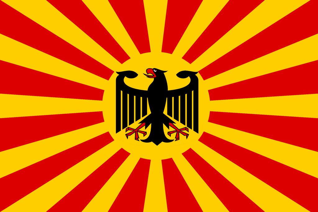 外國人「日本の旭日旗を使って世界の國旗をデザインしてみた ...