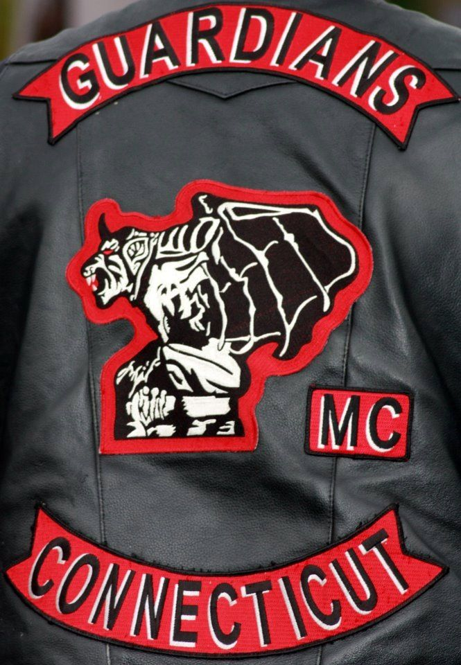 Red And Black Motorcycle Clubs Biker Clubs Motorcycle