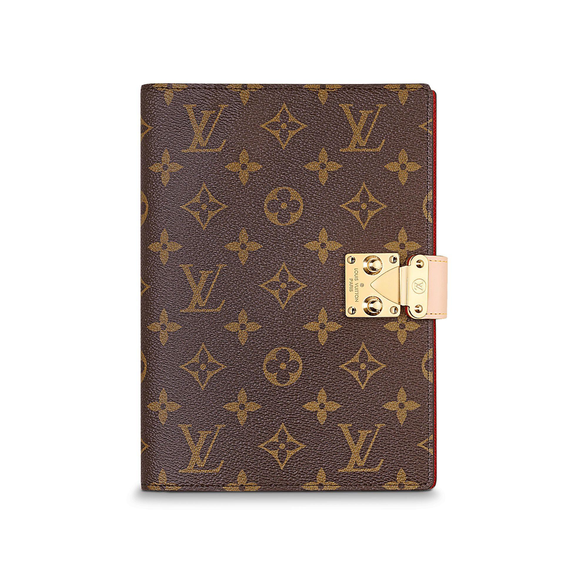 a4f9c662d7586 Notebook Cover Paul MM via Louis Vuitton