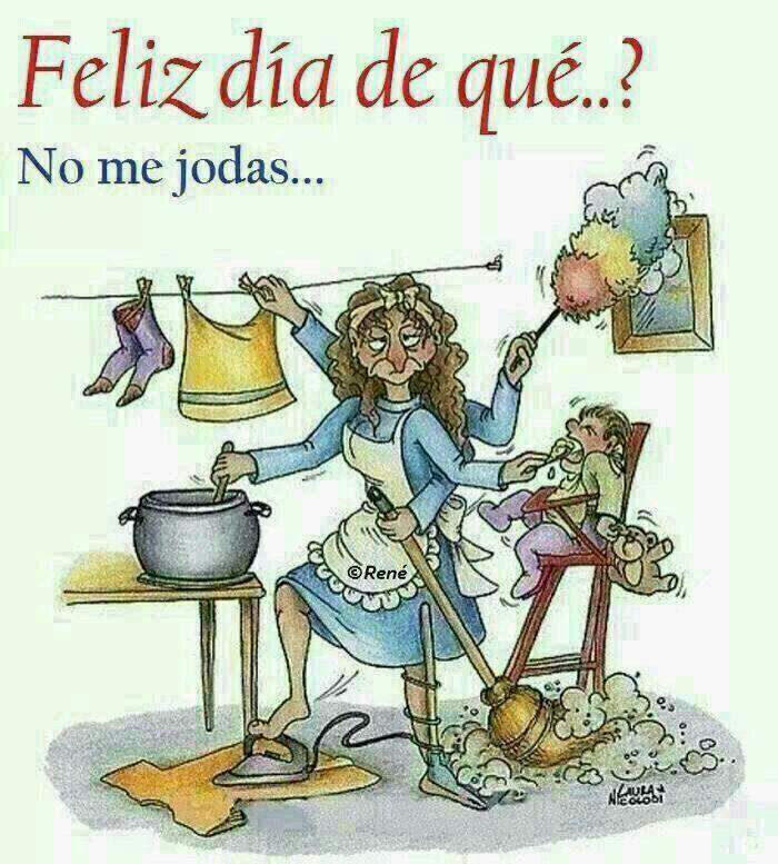 Mafalda Trabajadoras Del Hogar Día De La Mujer Trabajadora Feliz Día De La Mujer