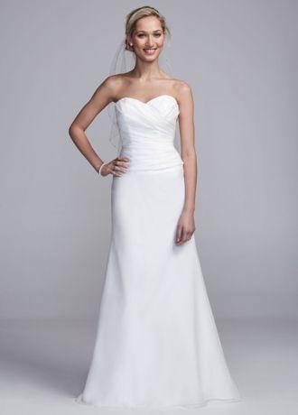 My New Favorite! www.davidsbridal.com/10228621   wedding dresses ...