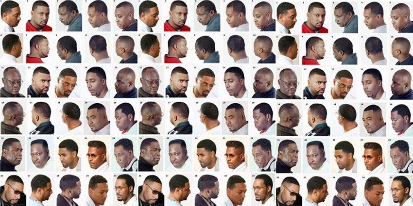 40+ Barber hair chart information
