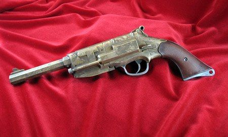"""Capt. Mal Reynolds' """"Moses Brothers Self-Defense Engine Frontier Model B"""" (""""Serenity"""")"""
