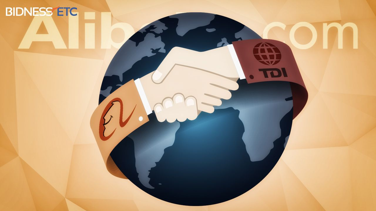 Alibaba Group Holding Ltd Ties Up With Tdi International To Reach Out To Smes Stock Market Data Financial News Tdi