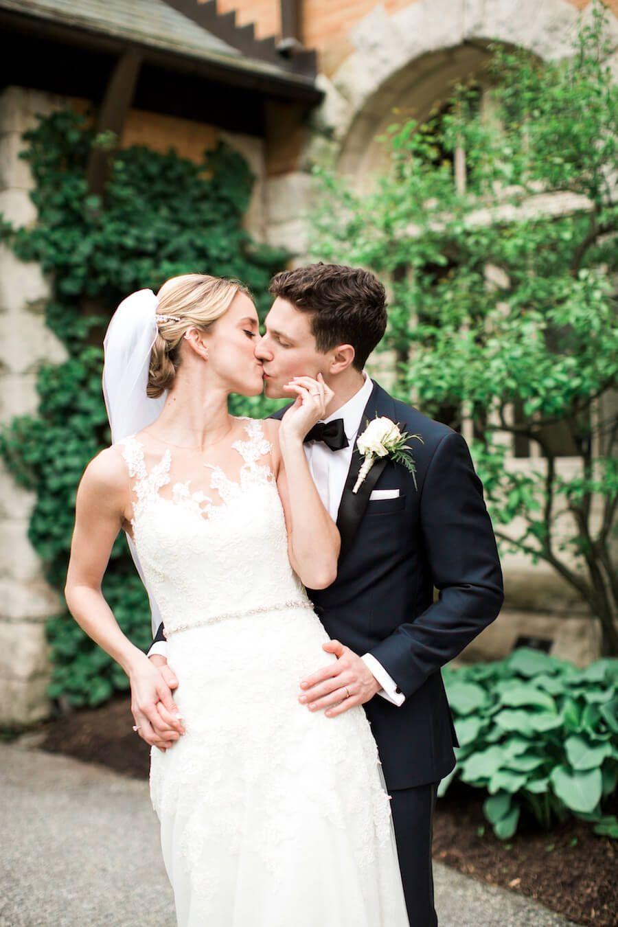Middle School Sweethearts Tie The Knot On A Black Tie Wedding Classic Elegant Wedding Black Tie Wedding Estate Wedding