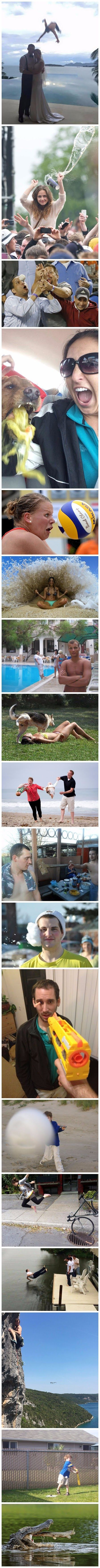 Funny Perfect Timing Photo Collection