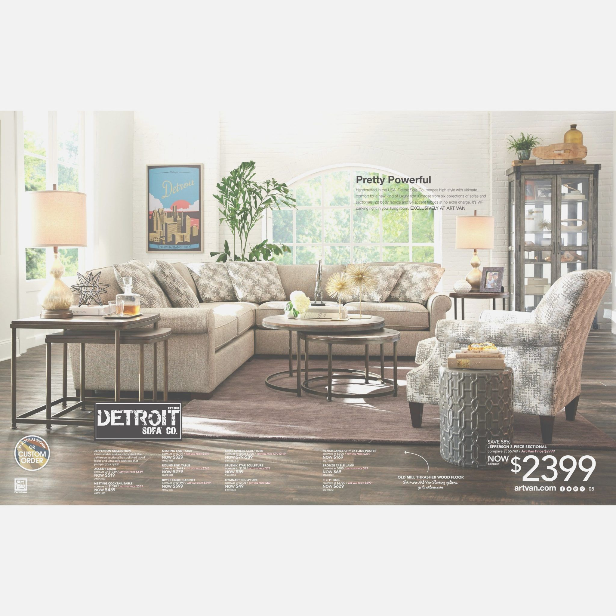 Art Van Living Room Sets - art van leather living room sets ...