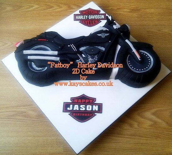 how to make harley davidson motorbike cake from scratch Google