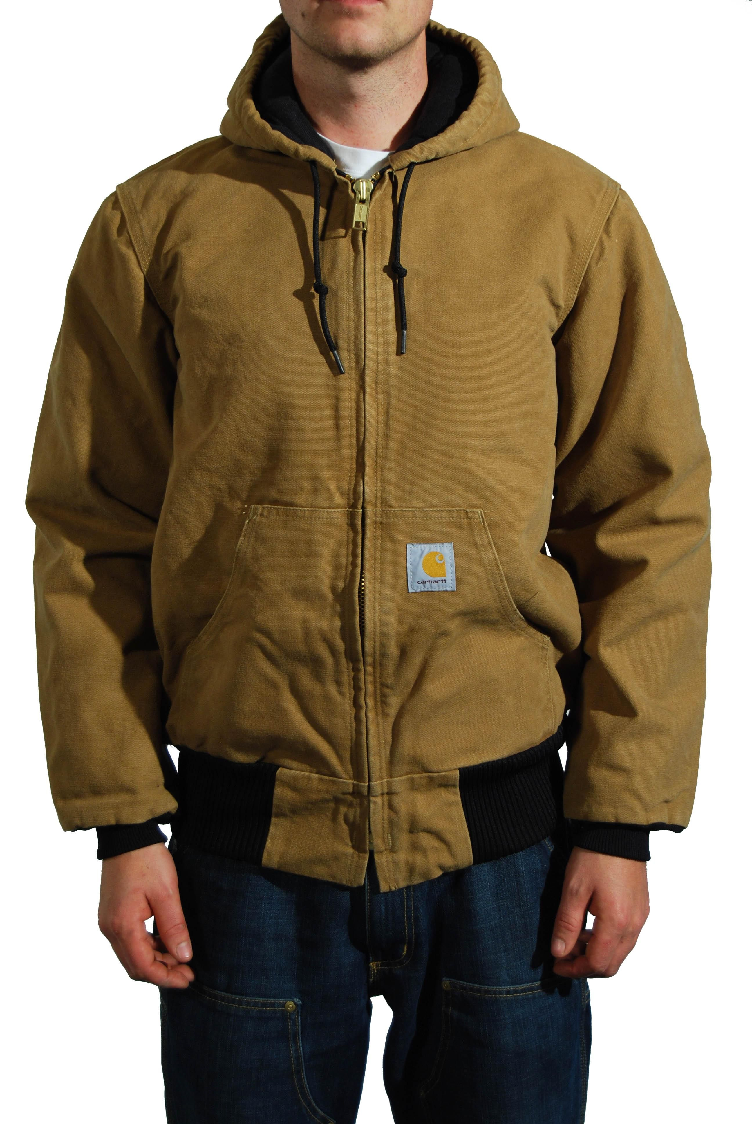 ab8e0f4e45086 #Carhartt #Workwear : Sandstone Active Jacket - find more on http://