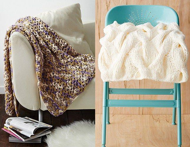 Bernat Blanket Patterns Tutorials - Yarnspirations Blog | Crochet ...